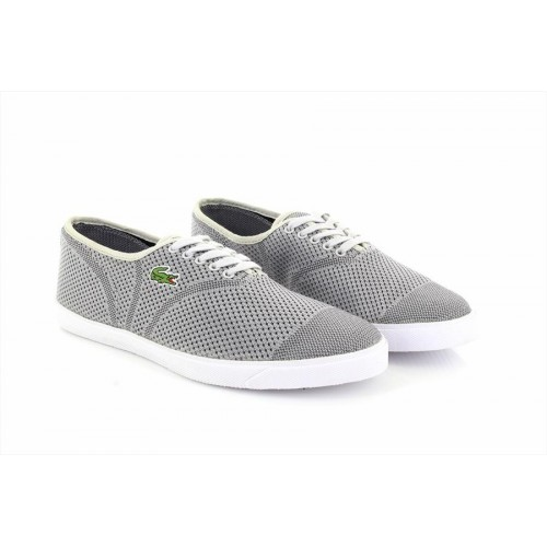 65ba906ca6fe8 Mens Lacoste Ortholite Rene II Comfort Pique Trainers Casual Shoes
