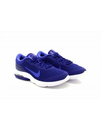 Nike Men's Air Max Advantage Trainers Sport Shoes Blue Comfort Running