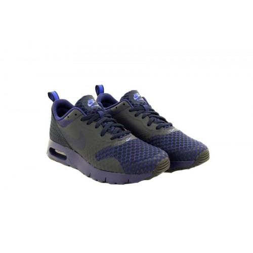 outlet store d2da7 d7513 Nike Air Max Tavas Junior Youth Older Kids Unisex Shoes Navy Size