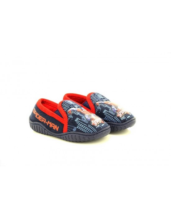 Sleepers BS286 Boys KYLE Lion Motif Indoor Slippers
