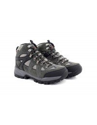 bb0ae0d6dd0 Johnscliffe M729 Unisex ANDES Leather Ankle Hiking Boots