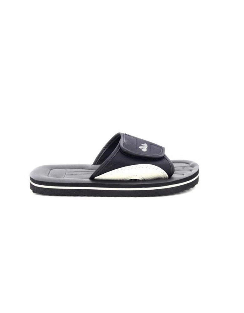 63f3bd873d80 Unisex PDQ Surfer M275 Touch Fastening Beach Shower Holiday Mules