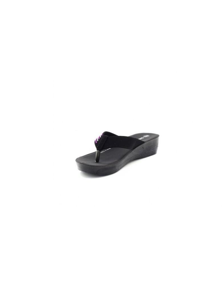 084a7cb7c699d0 Gezer Naomi Womens Lightweight Diamante Summer Toe Post Mule Sandals ...