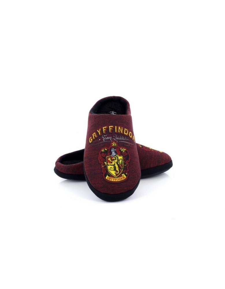 04fc5e90e7fb7f Original Licensed Harry Potter  Baranec  Mens Burgundy Gryffindor Novelty  Slip On Slippers