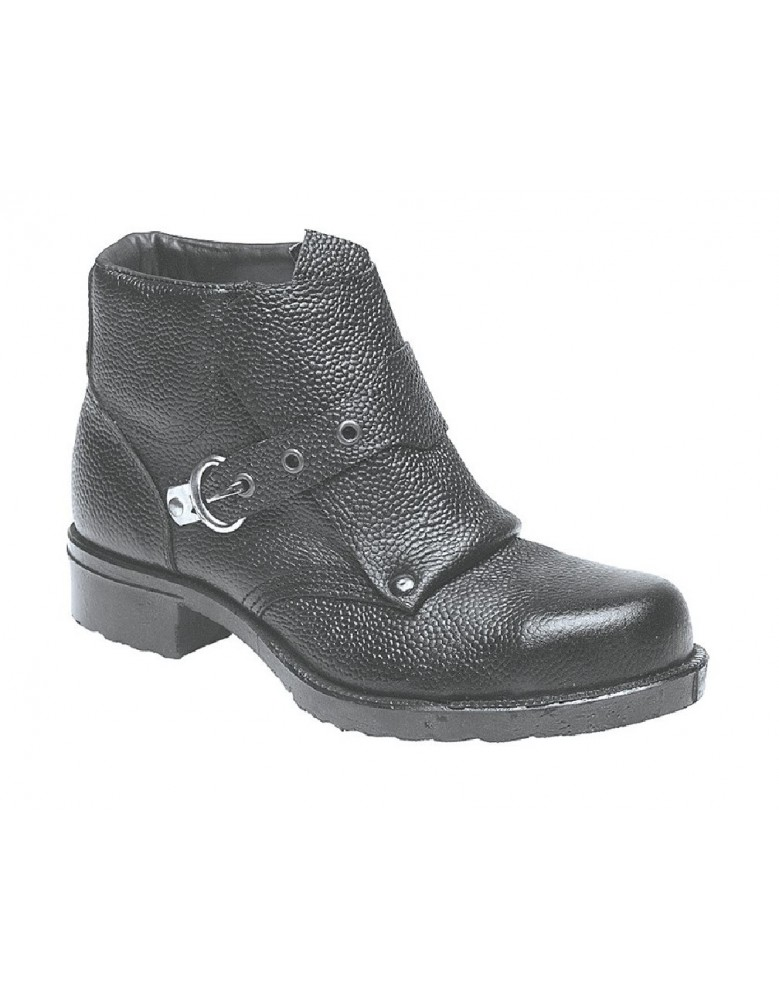 311351f2ebc GRAFTERS M004A Classic Traditional Foundry Grained Safety Toe Cap Boots