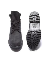 Timberland 6 Inch Premium Black Waterproof Boots