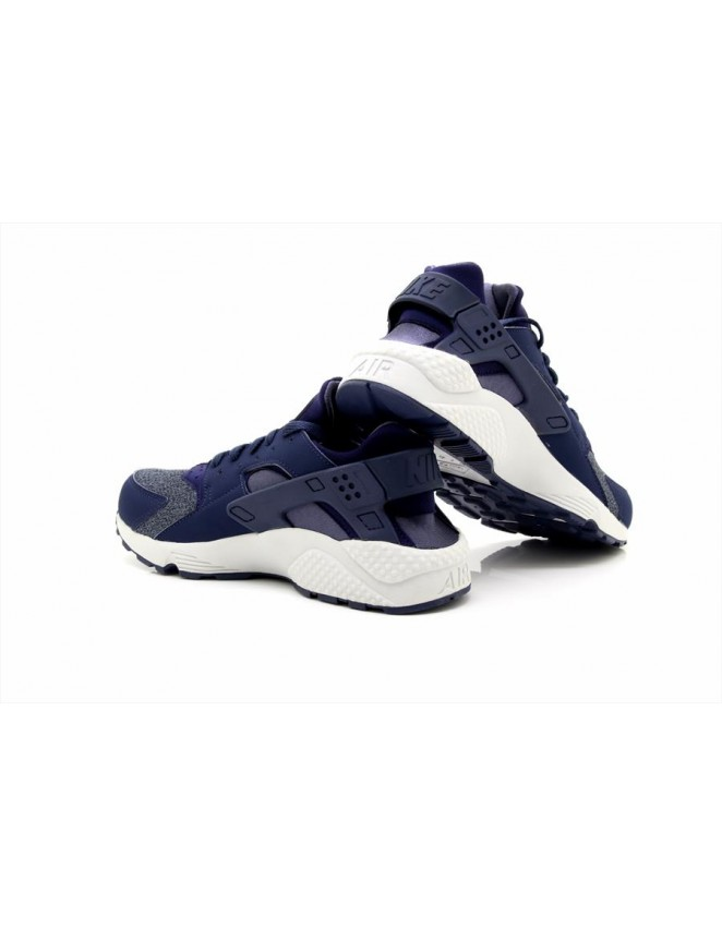 best website 9b706 ecdcb ... promo code nike air huarache men lifestyle casual sneakers thunder blue  318429 416 5b456 d64fa