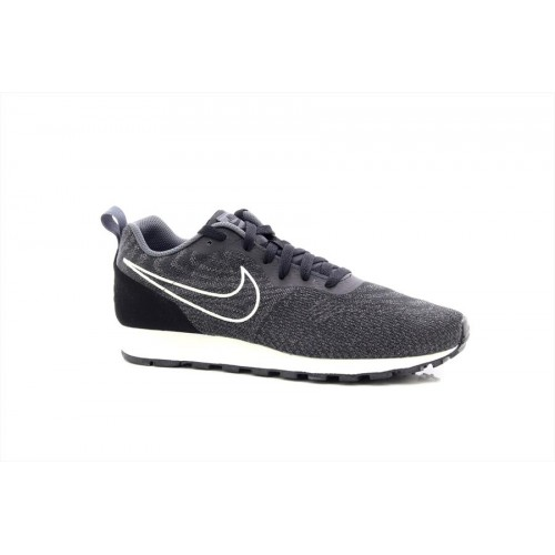 Details about Mens Nike MD Runner 2 Eng Mesh Black Dark Grey 916774 002 Trainers